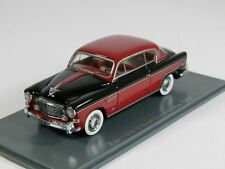 NEO FIAT 1900 B Gran Luce Coupe 1957 Black/Red 1:43 (45110)