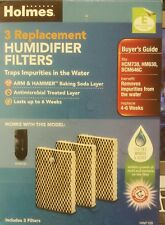 """New Holmes """"E"""" Humidifier Filter 3 Pack, Hwf100 Fit Hcm730"""