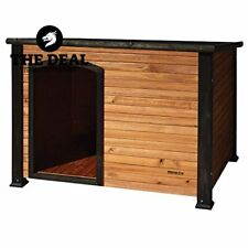 New listing Petmate Precision Extreme Outback Log Cabin.