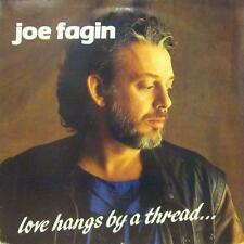 Joe Fagin(Vinyl LP)Love Hangs By A Thread-Towerbell-TOWLP 6-UK-VG+/NM