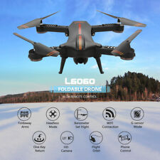 Pocket Drone RC Quadcopter WiFi HD Camera FPV Headless Real-Time Phone Control