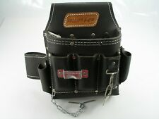Leather Tool Belt for Electrician Construction, AWP 1LL-526-HP1