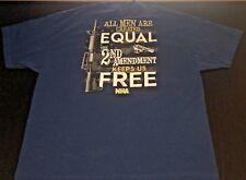 2nd Second Amendment T Shirt NRA National Rifle Association 3XL