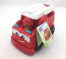 Fisher-Price Mega Bloks First Builders Freddy Firetruck (TOY122)