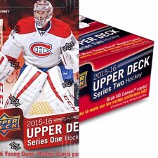 2015-16 Upper Deck Young Guns + Canvas You Pick