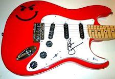 BON JOVI~Richie Sambora~Signed~Guitar~Wanted Dead Or Alive~Beckett COA