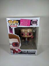 Movies: Fight Club - Tyler Durden #919 Funko Pop! Vinyl Figure