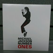 Michael Jackson - Number Ones | GateFold Cover + Booklet | CD | SHIPS Fast
