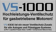 Ventilschutz Bleiersatz 5 x 1000ml Valve Lube SAVER FLASH PREISHIT