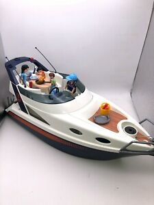 Playmobil Boot, Yacht