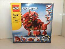 Sealed Rare Lego Creator Prehistoric Power (4892) 8 in 1