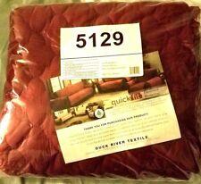 Duck River Textile Reynold Reversible Loveseat Cover Garnet/Natural Water Resist