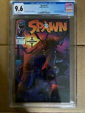Spawn 2 CGC 9.6 Image McFarlane