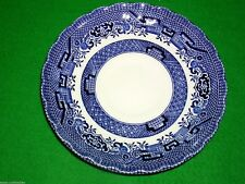 Willow Pattern Royal Wessex Saucer Blue & White 14cm Across