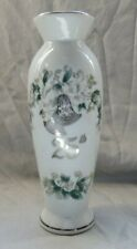 Vintage Lefton 25th Anniversary Vase - Nos