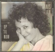 JANIS IAN Up 'Til Now CD 17 track JESSE Fly Too High STARS The Man You Are In Me
