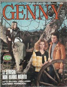 FOTOROMANZO GENNY N 37/1977 LUCIANO FRANCIOLI LINDA LARSEN KITTY SULLIVAN CONDOR