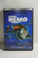Disney Pixar Finding Nemo (DVD, 2003, 2-Disc Set)