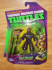 """2012 TEENAGE MUTANT NINJA TURTLES Ninja Arsenal FOOT SOLDIER 4"""" Action Figure"""