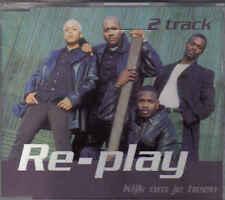 RE-Play-Kijk om Je heen cd maxi single