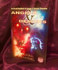 ANGELS & DEMONS CARL NAGEL Finbarr Occult Magic Black Grimoire Magick Satanic