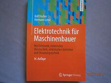 Elektrotechnik für Maschinenbauer 2012 14 Auflage