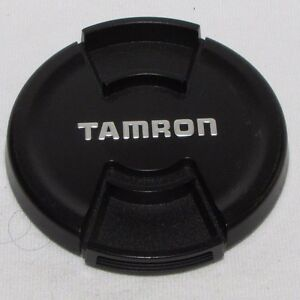 Used Tamron 62mm Lens Front Cap Made in Philippines Modern design B01454