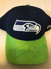New Era 39THIRTY NFL Seattle Seahawks Hat Fitted Cap Size L XL 11cc0a2a2