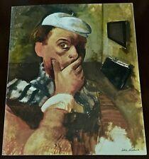 FELIX NUSSBAUM - Gemälde, Zeichnungen und Dokumente. : ART : GERMAN : 1988 Pbk.