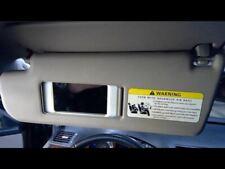 Lh Driver Side Sun Visor/Sunvisor 2008 Passat Sku#2460019