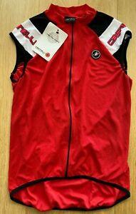 Brand New Original CASTELLI CYCLING Jersey L