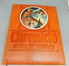 Chronicle of the 20th Century luxury leather bound Limited Edition of 2000