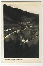 AK St. Veit an der Gölsen, Wiesenbach, 1941