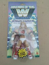 Masters Of The WWE Universe Ultimate Warrior v2  MOTU He-Man Walmart Exclusive