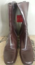 Cole Haan Soft Brown Leather Macenzie Boot Size 7.5