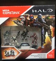 Mega Construx Halo Fireteam Osiris Building Play Set Blocks Bloks DYH88