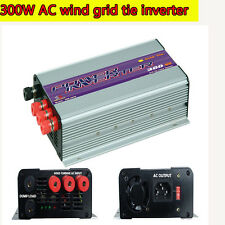INVERTER WIND GENERATORE 300W  AC10.8~30V OR 22-60V ON GRID WIND