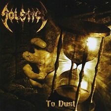 To Dust - Solstice (2015, CD NEU)