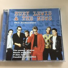 Huey Lewis & The News – The Collection, CD