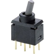 Marquardt 9400.0101 10mA Ultra Miniature Toggle Switch SPDT On-On Solder Pins