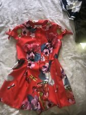 Age 8 Ted Baker Play Suit