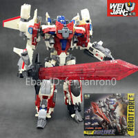 Weijiang Transformer Computron Wars Robots 6 in 1 Combiner Action Figure Toy 099
