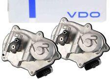 2x VDO A2C59506246 Stellmotor A3 A4 A5 A6 Altea Exeo Superb Golf VI Passat TDI