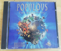 POPULOUS The Beginning Pc Cd Rom Windows 95/98 Retro Gaming