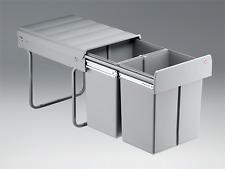 Wesco Einbau Mülleimer Double-Master-Maxi 40 DT