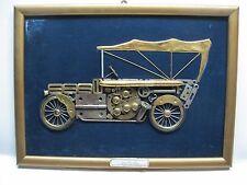 Original F. Pichardo G. Metal Waste Wall Art - 1916 Franklin Automobile