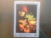 DVD, Starship Troopers, Casper Van Den
