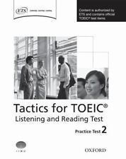 Tactics for TOEIC Listening and Reading Practice Test 2