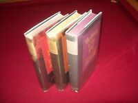 The Lord of the Rings by J.R.R. Tolkien (1965) 3 Volume Vintage Hardcover Set