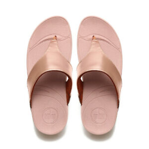 Women's Ladies FitFlop Leather Sandals flip-flops Non-slip Shoes UK Size:3 4 5 6